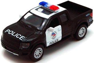 """1:43 Ford F-150 SVT Raptor Supercrew Pickup """"Los Angeles Police Dept."""""""