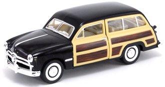 1949 Ford Woody Wagon (Black)