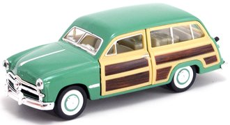 1:43 1949 Ford Woody Wagon (Green)