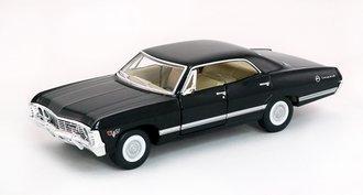 1:43 1967 Chevrolet Impala (Black)