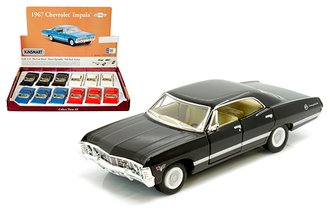 1:43 1967 Chevrolet Impala (Box of 12)