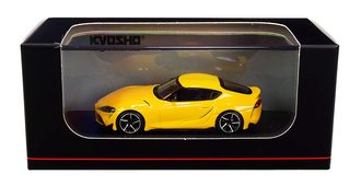 1:64 Toyota GR Supra (Yellow)