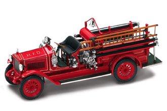 1:43 1923 Maxim C1 Fire Pumper (Red)