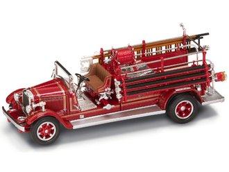1:43 1932 Buffalo Type 50 Fire Engine (Red)