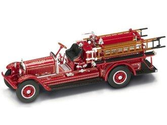 1:43 1924 Stutz Model C Fire Engine (Red)