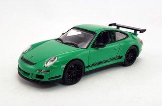 1:43 Porsche 911 997 GT3 RS (Green)
