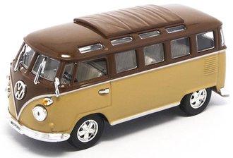 1:43 1962 Volkswagen Microbus (Brown/Beige)