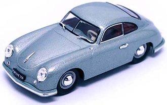 1:43 1951 Porsche 356 (Silver)