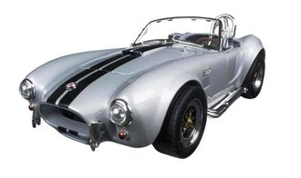 1:18 1964 Shelby Cobra 427 S/C (Gray)
