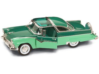 1:18 1955 Ford Crown Victoria (Green)