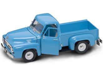1:18 1953 Ford F-100 Pickup (Blue)