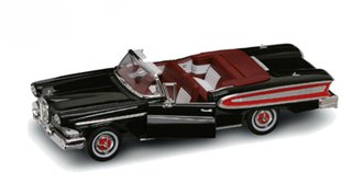 1:18 1958 Edsel Citation (Black)