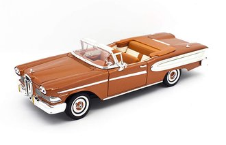 1:18 1958 Edsel Citation (Sunset Coral)
