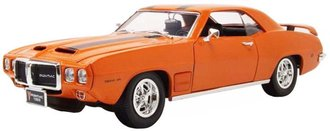 1969 Pontiac Firebird Trans Am (Orange)