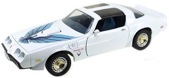 1979 Pontiac Trans Am (White)