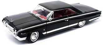 1:18 1964 Mercury Marauder (Black)
