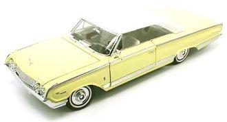 1:18 1964 Mercury Marauder (Yellow)