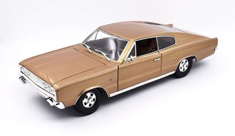 1:18 1966 Dodge Charger (Bronze)