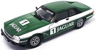"1:18 1975 Jaguar XJS ""#1 Racing Version"" (Green)"