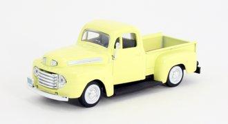1:43 1948 Ford F1 Pickup (Light Yellow)
