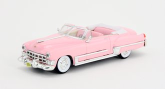 1:43 1949 Cadillac Coupe DeVille (Pink)