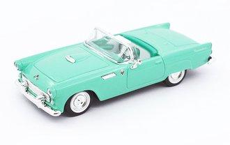 1:43 1955 Ford T-Bird Convertible (Mint Green)