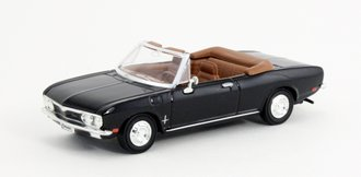 1:43 1969 Chevy Corvair Monza (Black)