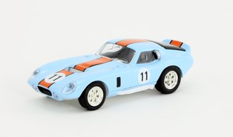 1:43 1965 Shelby Cobra Daytona Coupe (Light Blue)