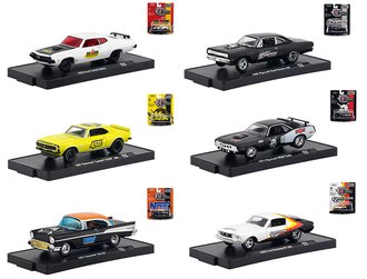 1:64 Auto-Drivers Release 59 (Set of 6)