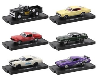 1:64 Auto-Drivers Release 75 (Set of 6)