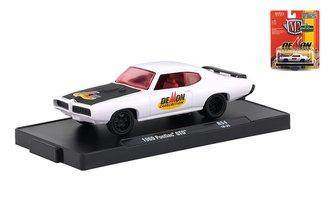 "1:64 1969 Pontiac GTO ""Demon Carburetion"""