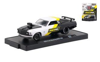 "1:64 1970 Ford Mustang BOSS 429 ""Racepak"""