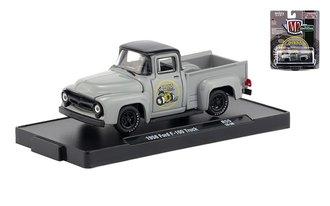 """1:64 1956 Ford F-100 Pickup Truck """"Hays"""""""