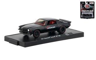 """1:64 1971 Chevrolet Camaro SS 396 """"Hooker"""""""