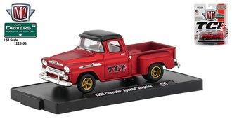 "1:64 1958 Chevrolet Apache Step Side Pickup ""TCI Automotive"""