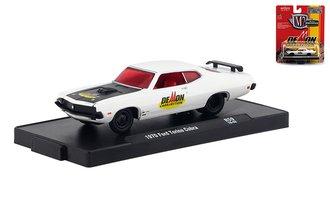 "1:64 1970 Ford Torino Cobra ""Demon Carburetion"""
