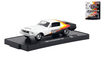 """1:64 1968 Ford Mustang GT 390 """"Competition Cams"""""""