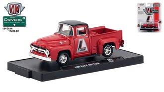 "1:64 1956 Ford F-100 Truck Pickup ""Lakewood"""
