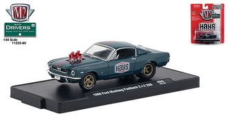 """1:64 1966 Ford Mustang Fastback 2+2 289 """"Hays"""""""