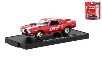 """1:64 1968 Pontiac Firebird 400 H.O. """"Crane Cams"""""""