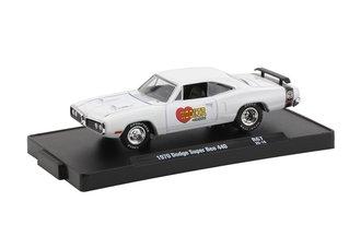 "1970 Dodge Super Bee 440 ""Hooker Headers"" (Bright White)"