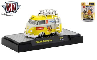 "1:64 1960 VW Custom Shorty Delivery Van ""Twinkies"""