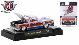 "1:64 1979 Chevrolet Silverado Pickup Truck ""Mongoose"""