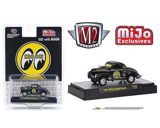 """1:64 Auto-Gasser 1941 Willy's Coupe Gasser """"Mooneyes"""""""