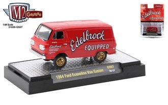 """1:64 Special Release - 1964 Ford Econoline Van Gasser """"Edelbrock"""""""