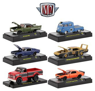 1:64 Auto-Shows Release 56 (Set of 6)