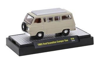 1:64 1965 Ford Econoline Camper Van (Navajo Beige)