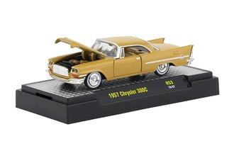 1:64 1957 Chrysler 300C (Champagne Gold)