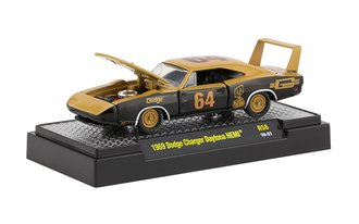 "1969 Dodge Charger Daytona HEMI ""Mr. Gasket"" (Gold Metallic/Gloss Black)"