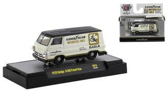 "1970 Dodge A100 Panel Van ""Goodyear"""
